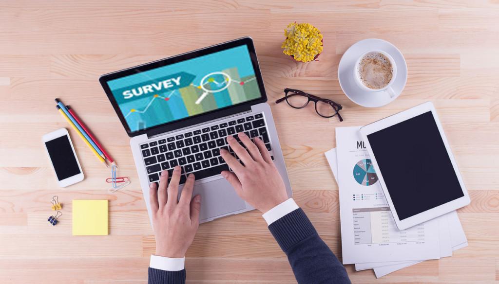 Opina y gana: encuestas online