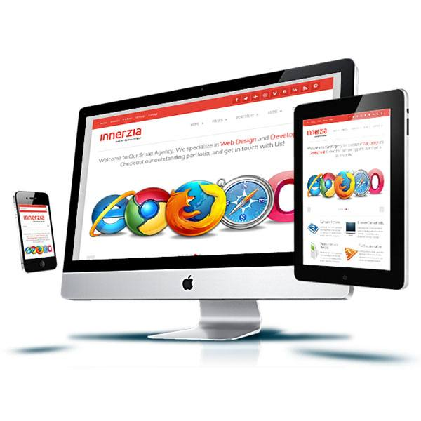 Diseño Web Corporativa Plus